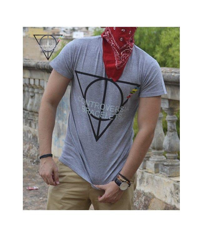 Camiseta Controversia PROMO Grey