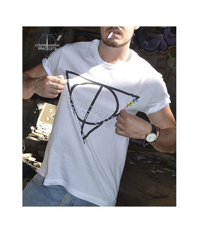 Camiseta Controversia PROMO White