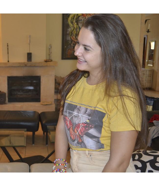 Camiseta Controversia PROMO Yellow